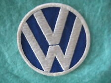 "Vintage VW Volkswagen Uniform Patch 3"" X 3"""