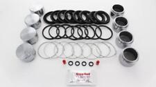 FRONT Brake Caliper Repair Kit +Pistons for JAGUAR XJS 1986-1993 (BRKP27)