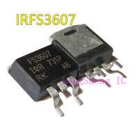 10pcs IRFS3607 TO-263 NEW