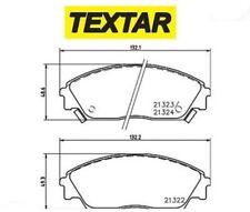 2132201 Kit pastiglie freno, Freno a disco (TEXTAR)