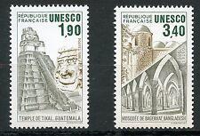 STAMP / TIMBRE DE FRANCE NEUF DE SERVICE N° 91/92 ** ARCHITECTURE