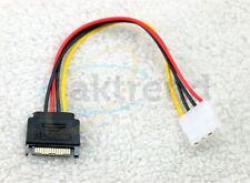 SATA Power auf IDE Adapter - IDE Molex an S-ATA Strom SATAPOWER