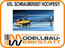 XXL Schrauben-Set Stahl hochfest Align T-Rex 600E Pro KIT EFL screw kit