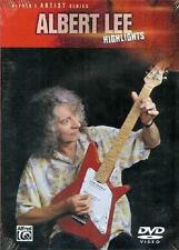 ALBERT LEE - ROCKABILLY GUITAR LESSON *NEW* DVD