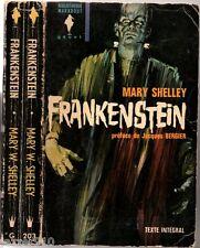 MARY SHELLEY - FRANKENSTEIN - 1964 - MARABOUT FANTASTIQUE n°203