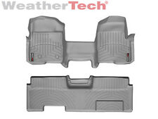 WeatherTech FloorLiner for Ford F-150 Ext. Cab OTH w/o Flow - 2009-2014 -Grey