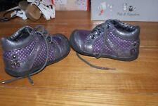 Chaussures bébé marque Sucre d'Orge   lacet  21