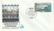 1999 Germany FDC cover Constituent States of Parliament - Bremen