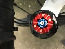"Cannondale Lefty Fork Speed PBR XLR White 100mm 26""/650b/29"""