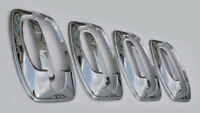 Chrome Door Handle Trim Set Covers To Fit Citroen Relay (2006+)