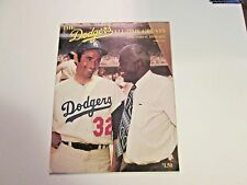 Dodgers All Time Great Pictorial History 1890's-1970's  Koufax,Jackie Robinson