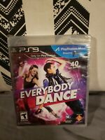 Everybody Dance: Playstation 3 [Brand New] PS3
