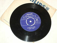 MARTY WILDE singing BAD BOY / IT'S BEEN NICE RARE SINGLE VINYL 45 RECORD 1959
