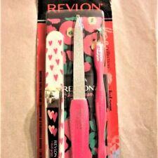 REVLON 5pc Manicure Essentials Kit Set by LEAH GOREN Love Collection New