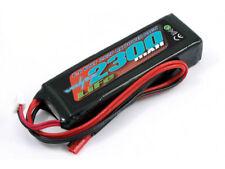 Voltz 2300 mAh 2S 6.6 V Batería Recto Rx LiFe