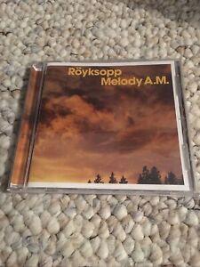 Melody A.M., Royksopp, Used; Good CD
