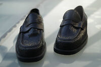 HEMMERICH Damen Luxus Schuhe Slipper Cuoio Naturale Leder Gr.37 schwarz NEU #21