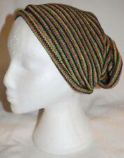 New Fair Trade Long Hair Band Wrap - Magic Head Hippy Ethnic Rasta Dreads Surf