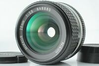 【TOP MINT!!】 Nikon Ai-s Nikkor 28mm f/ 2.8 MF Prime Wide Angle Lens from Japan