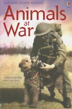 Animals at War (Usborne Young Reading: Series Three) by Isabel George, Rob Lloyd
