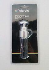 "Nib Polaroid 8"" Mini Tripod Electronic Accessories"