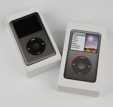 New! ipod classic 7th Generation 120GB Black MP3 Player--90day warranty