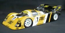 1:10 RC Clear Lexan Body Porsche 962C 190mm for Electric powered Tamiya etc