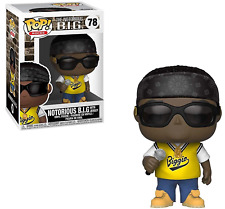 The Notorious B.I.G #78 - Notorious B.I.G. with Jersey - Funko Pop! Rocks