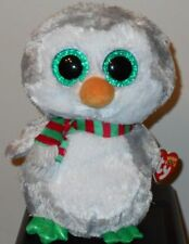 "NEW Claire/'s Exclusive Ty Beanie Boos Buddy ~ FLUFFY the Cat 8-9/"" Medium Plush"