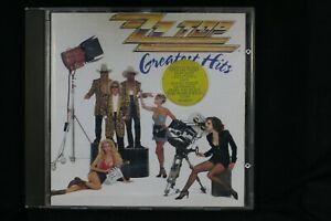 ZZ Top – Greatest Hits - CD (C997)