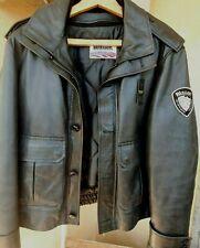 Blauer pelle giacca/giubbotto