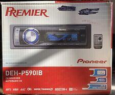 NEW Old School Pioneer Premier DEH-P590IB Cd Player,RARE,Vintage,NOS.NIB
