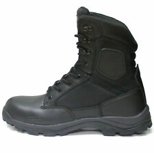 Mens Safety Steel Toe Cap Combat Boot Police Army Military CADET Boots size uk 8