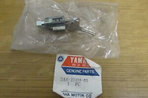 NOS YAMAHA XT500 XS750 XS400 XV250 RD400 DT400 STEERING LOCK 2A6-23408-00