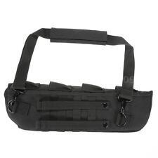 Tactical Rifle Scabbard Hunting Pistol Grip Short Barrel 600D 0xford Fabric X5N1