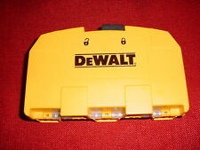 DEWALT SMALL PARTS CASE WITH MULTIPLE COMPARTMENTS