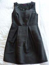 Debenhams Debut black dress, ballgown, sleeveless. Size 12