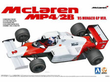 BEEMAX AOSHIMA MCLAREN F1 MP4/2B '85 MONACO GP VERSION - KIT MONTAGGIO 1/20