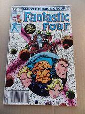 Fantastic Four  253 .   Marvel 1983 - FN / VF