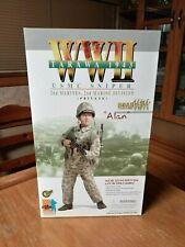 "DML Dragon USMC 2nd Marines Sniper ""Alan"" action figure"