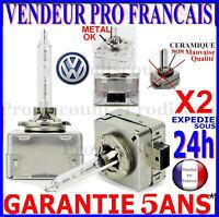2 D3S AMPOULES XENON LAMPE FEU PHARE 35W HID 5000 6000 8000 POUR VW 12V