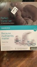 New Nano Bebe Starter Set: feeding, breastfeeding,nursing,war mer,bottle