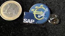 SAP Pin Badge Euro