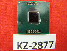 Notebook CPU processore sla4k Intel Pentium t2330 Dual Core 1,6 GHz #kz-2877