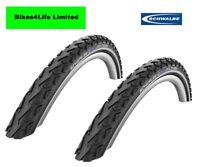 Schwalbe Landcruiser 700x35c Bicycle Bike Hybrid Cycle Tyre & Tubes Option