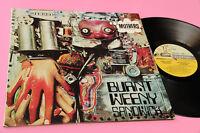 Frank Zappa LP Burnt Weeny Orig UK 1970 EX (A1/B1) Gatefold Cover Top