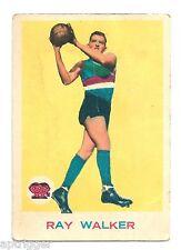 1964 Scanlens (31) Ray WALKER Footscray Fair.