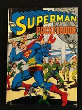 Superman Pocket book # 9 - 1979 -  DC Comics