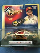Dale Earnhardt 1998 Car Die Cast Monte Carlo Bass Pro Winners Circle 1/43