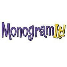 Monogram It! (AD-MI)
